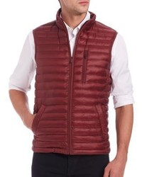 Saks Fifth Avenue Collection Thermoluxe Puffer Vest