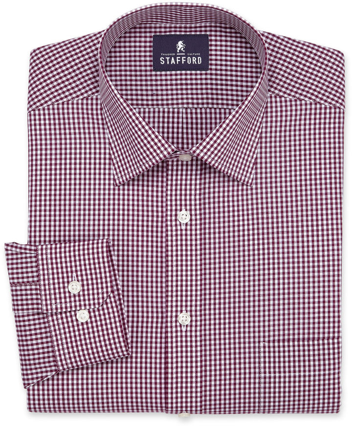 Jcpenney stafford broadcloth dress shirt big tall where for Stafford big and tall shirts