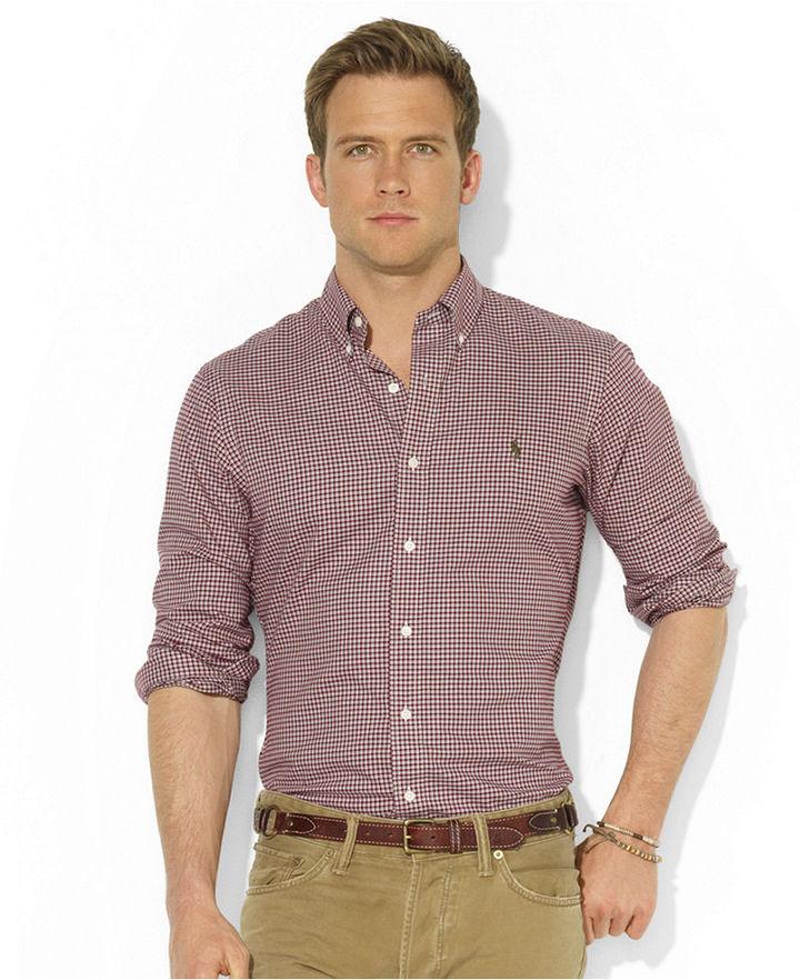 Ralph Lauren Twill Dress Shirt
