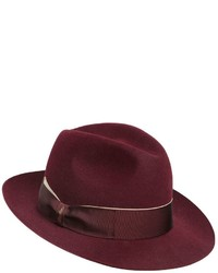 Borsalino Marengo Medium Brimmed Felt Hat