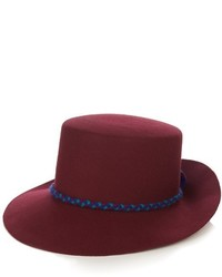 Yosuzi Tanaina Fur Felt Hat