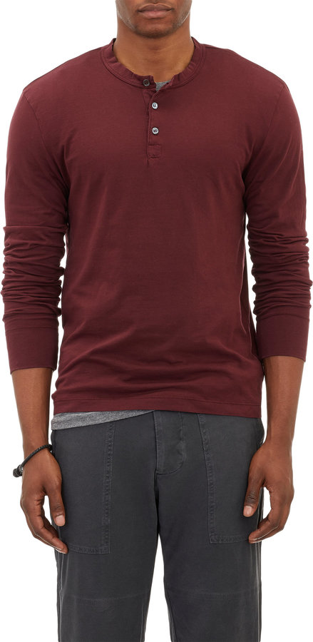 James perse sueded henley where to buy how to wear for James perse henley shirt