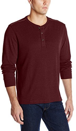 Arrow Long Sleeve 3 Button Henley | Where to buy & how to wear