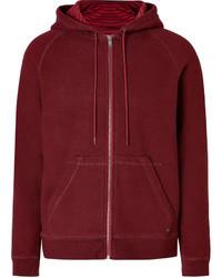 Marc by Marc Jacobs Cotton Boulder Sweatshirt In Wineberry Melange