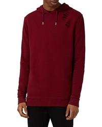 Distressed hoodie medium 1247580