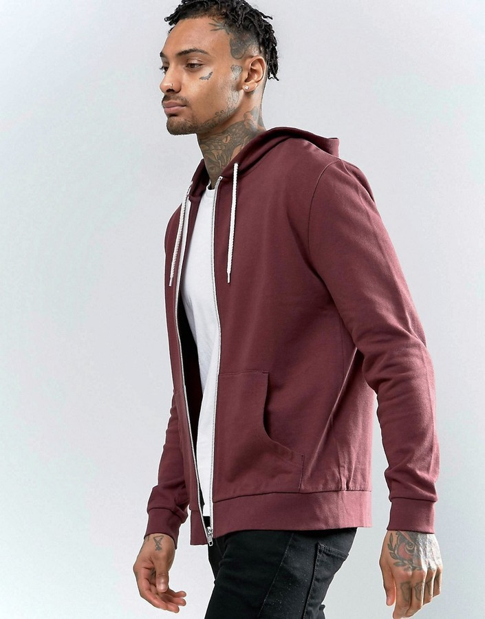 what to wear with zip up hoodie