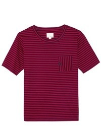 Band Of Outsiders Cabana Stripe T Shirt