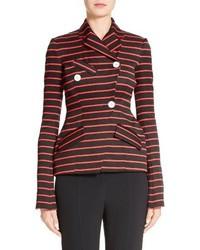 Proenza Schouler Stripe Jacquard Jacket