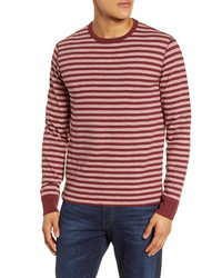 Madewell Naylor Stripe Doubledown Crewneck T Shirt