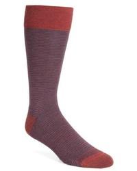 Nordstrom Shop Feeder Stripe Socks