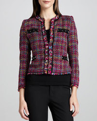 Burgundy jacket original 3930260