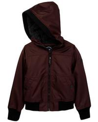 Urban Republic Ballistic Faux Fur Bomber Jacket