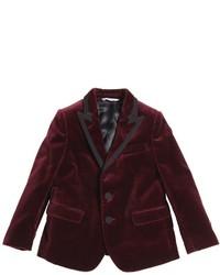 Dolce & Gabbana Cotton Velvet Jacket