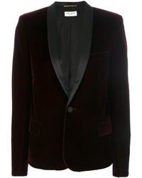 Saint Laurent Le Smoking Single Breasted Jacket