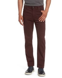 AG Jeans Ag Everett Sud Slim Straight Fit Pants