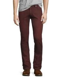 Tepphar 858x denim jeans red medium 739470