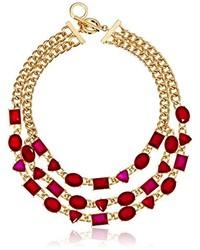 Burgundy Jewelry