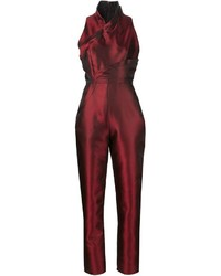 Iris van herpen high neck jumpsuit medium 378651