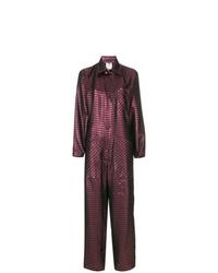 Ultràchic Striped Jumpsuit