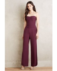 Twelfth Street By Cynthia Vincent Winterberry Jumpsuit