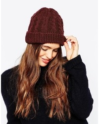 Asos Collection Cable Beanie