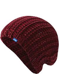 Keds Metallic Coated Knit Beanie