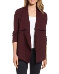 Mixed cotton knit cardigan medium 5170054