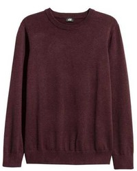 H&M Fine Knit Cotton Sweater