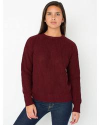 Unisex fishermans pullover medium 120510
