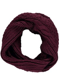 Boohoo Cable Knit Snood