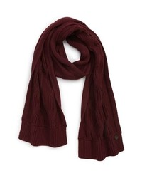 Ted Baker London Cable Knit Scarf