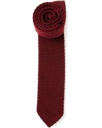 Z Zegna Knit Tie