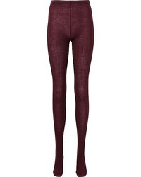 Uniqlo Heattech Knit Tights