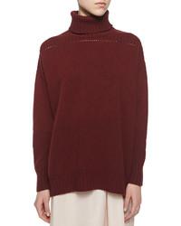 Etoile Isabel Marant Isabel Marant Etoile Marston Chunky Turtleneck Sweater