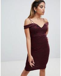 AX Paris Off Shoulder Pencil Dress