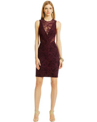 Yigal Azrouel Yigal Azroul Sip Of Wine Dress