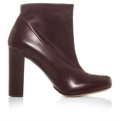 do leather boots stretch national sheriffs association