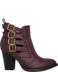 Dominic Quad Buckle Bootie