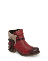 Rieker Antistress Fee 93 Cuffed Shaft Bootie