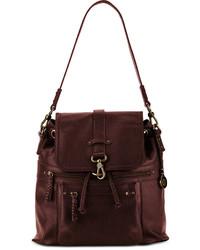 The Sak Mariposa Convertible Leather Backpack