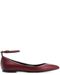 Tom Ford Ankle Strap Ballerinas