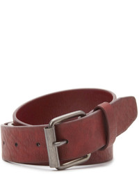 Forever 21 Burnished Buckle Faux Leather Belt