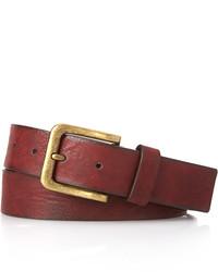 Forever 21 Burnished Faux Leather Belt