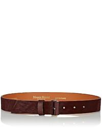 MAISON BOINET Calf Hair Belt