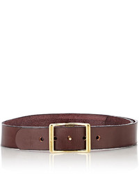 Cs Simko Leather Belt