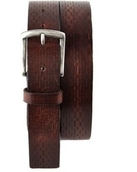 Gabe leather belt medium 592968