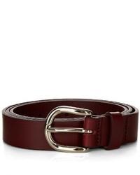 Etoile Isabel Marant Isabel Marant Toile Zap Skinny Leather Belt