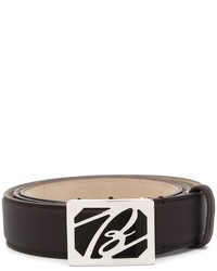 Logo buckle belt medium 787310