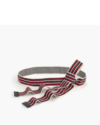 J.Crew Reversible Ribbon Belt