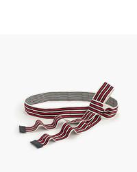 J.Crew Reversible Ribbon Belt